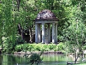 Image illustrative de l'article Jardin botanique de l'Arquebuse de Dijon