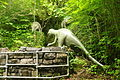 Dinosaur sculptures at Dan yr Ogof (9054).jpg