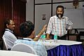 Dipayan Dey - Lecture Session - International Capacity Building Workshop on Innovation - NCSM - Kolkata 2015-03-27 4448.JPG