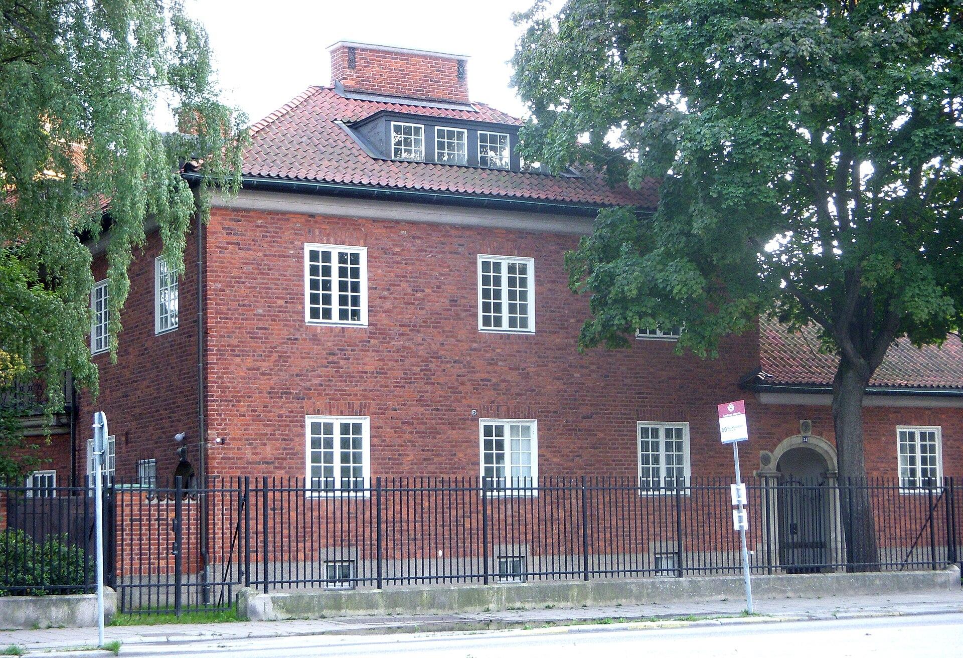 Hotel Diplomat Stockholm Parking