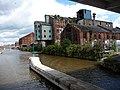 Disused warehouse, Gloucester Docks - geograph.org.uk - 1471943.jpg
