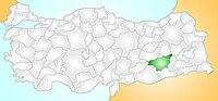 Diyarbakır Turkey Provinces locator.jpg