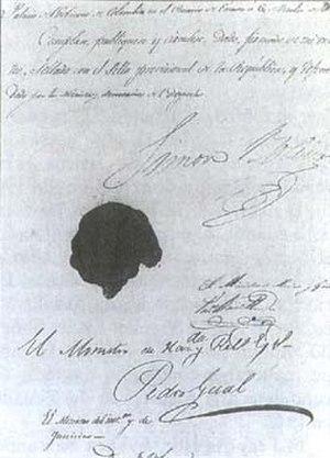 San Andrés (island) -  Constitution of Cúcuta.