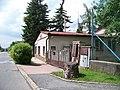 Dolní Chabry, Měděnecká 17, sokolovna (01).jpg
