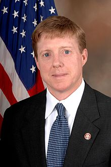 Don Cazayoux, official 110th Congress photo portrait, 2008.jpg