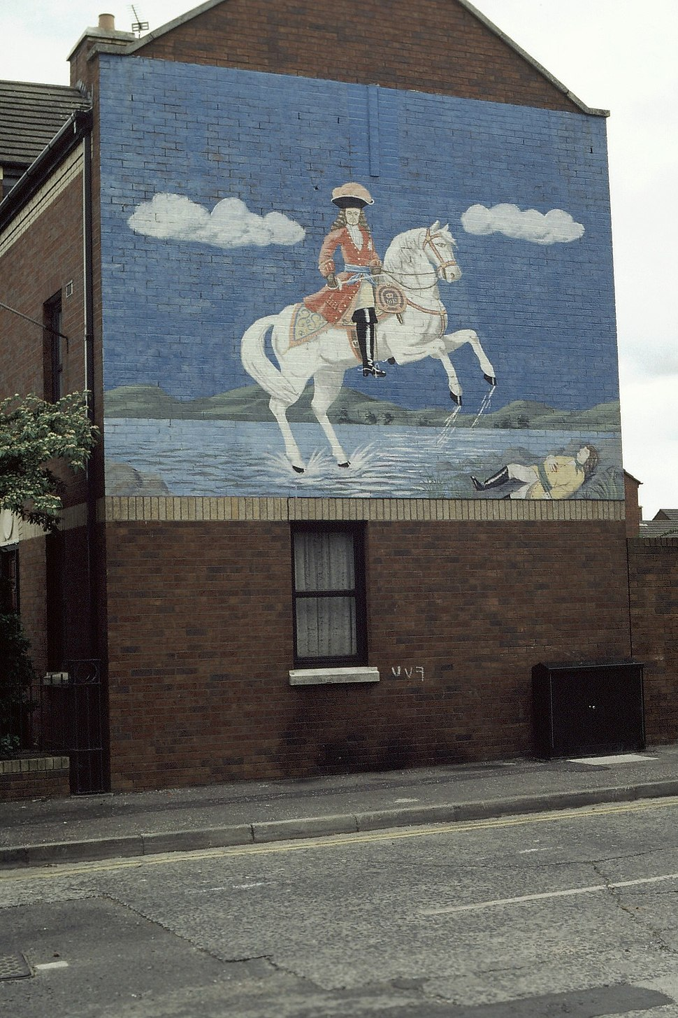 Donegall Pass 1984