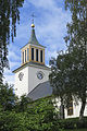 Dorotea church tower.jpg