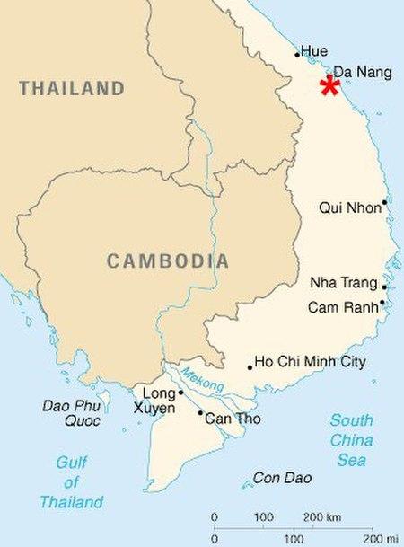 Lapangan Terbang Antarabangsa Da Nang