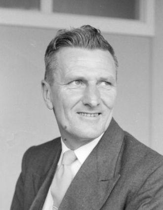 Douglas McIntosh - Douglas McIntosh in 1959