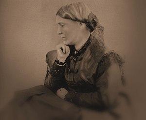 Emily Blackwell - Dr. Emily Blackwell, ca. 1860s