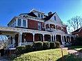 Dr. J. Howell Way House, Waynesville, NC (31773919887).jpg