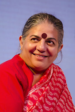 Dr. Vandana Shiva DS