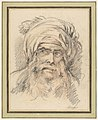 Drawing, Head of an Oriental, 1757 (CH 18325899).jpg