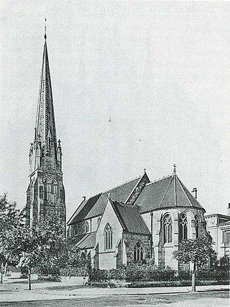 All Saints Church, Dresden - All Saints Church.