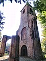 Dreumel Rijksmonument 14070 NH kerk, toren met restant schip.JPG