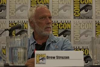 Drew Struzan - Struzan at the 2012 Comic-Con International