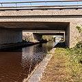 Drie bruggen over de Fammensrakken ter hoogte van de Aldewei Boornzwaag. 09-04-2020. (actm.) 04.jpg