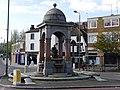 Drinking Fountain, Roehampton, April 2014 03.jpg