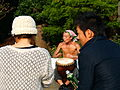 Drummer at Yoyogi Park, 2006-10-29.jpg