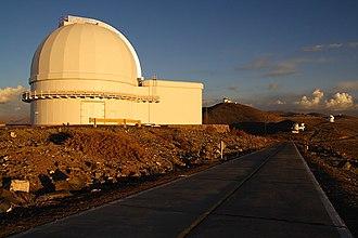 Las Campanas Observatory - Image: Du Pont Las Campanas
