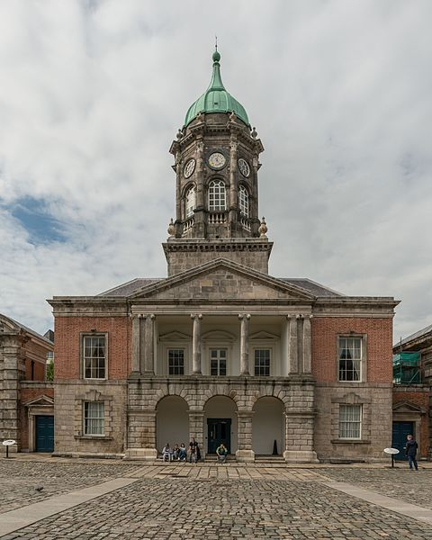 File:Dublin Castle, Bedford tower, South view 20150807 1.jpg
