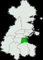Dublin South East Dáil Éireann constituency.png