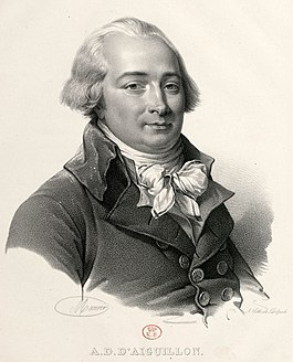 Armand, duc dAiguillon French politician