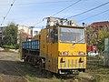 Dump tram of RATB in Victoria tram depot.jpg