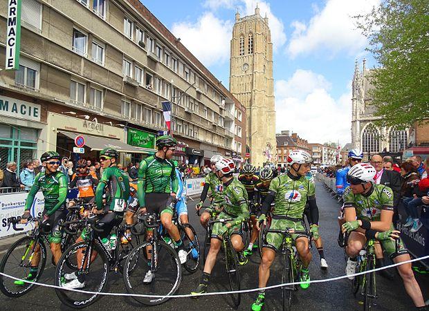 Dunkerque - Quatre jours de Dunkerque, étape 1, 6 mai 2015, départ (C04).JPG