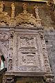 Duomo di genova, cappella di s. giovanni battista, prospetto esterno di domenico ed elia gagini, 07.JPG