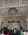 Durga Puja Pandal Interior - Sree Bhumi Sporting Club - Sreebhumi - Kolkata 2014-10-02 8700-8708.tif