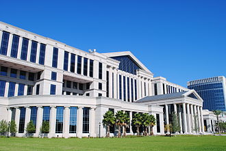Duval County Courthouse - Image: Duval County Courthouse