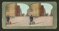 Dynamiting the earthquake and fire-wrecked buildings on Market St., San Francisco, from Robert N. Dennis collection of stereoscopic views.png