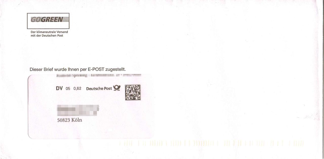 e postbrief