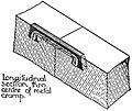 EB1911 - Masonry - Fig. 10. - Metal Cramp.jpg