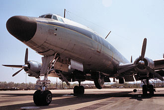 193d Special Operations Squadron - EC-121 Constellation – 193d Tactical Electric Warfare Group, 1978