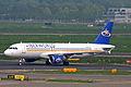 EC-JND A320-214 Iberworld AMS 09MAY06 (5854444336).jpg