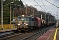 EU07-197, Польша, Любуское воеводство, перегон Куновице - Франкфурт-на-Одере (Trainpix 212764).jpg