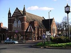 Earlsdon methodist church 30j08.JPG