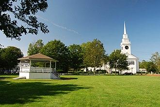 East Bridgewater, Massachusetts - East Bridgewater Common