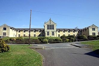 East Northamptonshire - East Northamptonshire council offices in Thrapston