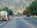 East on E 700 N, Provo, Utah, Aug 16.jpg