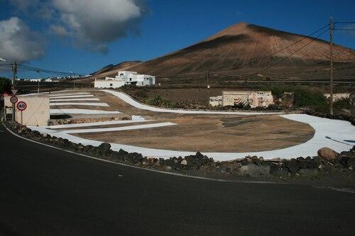 Eberhard Bosslet Intervention Begleiterscheinung XI Era Lanzarote 2008