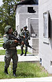 Ecuadorian naval infantrymen practice urban patrols Sept 120905-M-IQ646-004.jpg