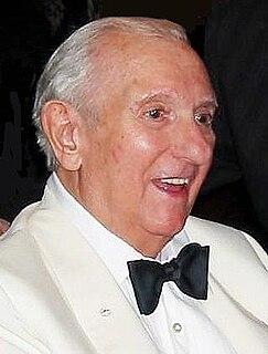 Ed Mirvish Canadian businessman