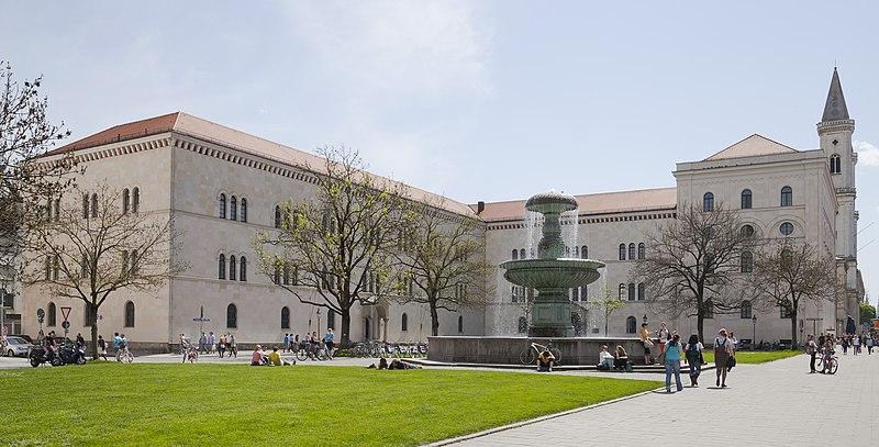 File:Edificio principal de la Universidad Ludwig-Maximilian, Múnich, Alemania, 2012-04-30, DD 01.JPG