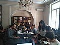 Edit-a-thon at Institute for the Protection of Cultural Monuments of Serbia 03.jpg
