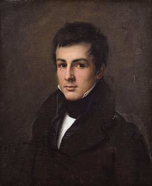 Édouard Bertin - Edouard Bertin (Pierre-Louis De Laval, 1815)