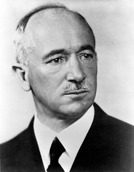 Edvard Benes, the second president of Czechoslovakia and leader of the Czechoslovak government-in-exile Edvard Benes.jpg