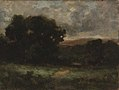 Edward Mitchell Bannister - Untitled (landscape with meadow and trees) - 1983.95.70 - Smithsonian American Art Museum.jpg